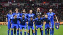 Le immagini di Inghilterra-Italia