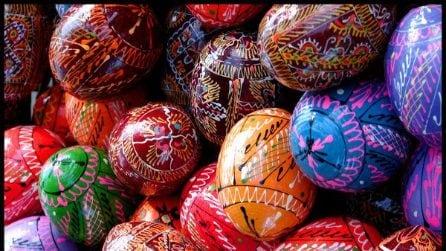 20 modi creativi per decorare le uova di Pasqua