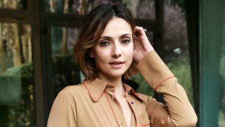 Ambra Angiolini: i nuovi look con i capelli corti