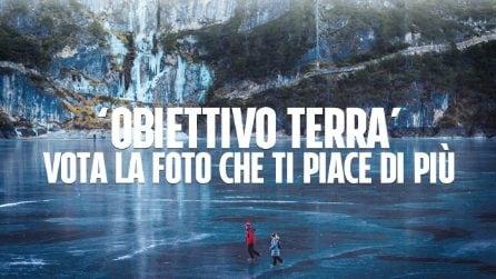 """Le foto in gara per il concorso """"Obiettivo Terra 2018"""""""