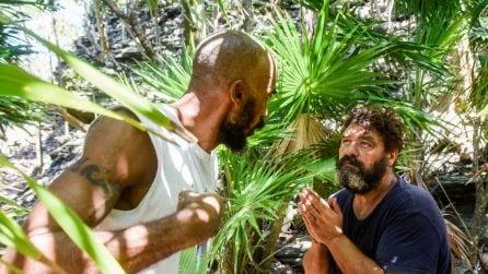 Lo scontro di Franco Terlizzi con Jonathan Kashanian e Amaurys Perez