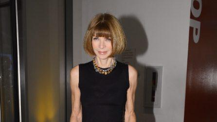 I look più eleganti di Anna Wintour