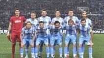 Europa League, le immagini di Lazio-Salisburgo