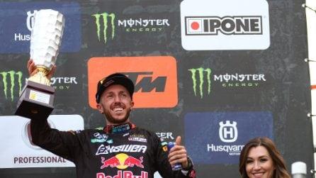 Grande sfida tra Cairoli ed Herlings in Trentino. L'olandese vince il GP