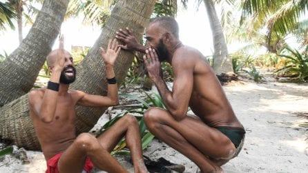 Scontro tra Jonathan e Amaurys, Kashanian accusa Perez di omofobia