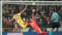 Champions, le immagini di Real-Juve