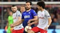 Europa League 2017/2018, le immagini di Salisburgo-Lazio