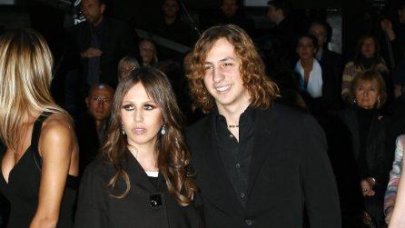 Allegra e Daniel, i figli di Donatella Versace