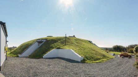 Questo bunker è il più lussuoso buco sotterraneo in affitto per le vacanze