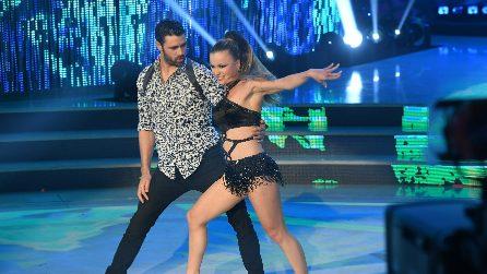 Le foto di Francisco Porcella e Anastasia Kuzmina a Ballando con le stelle 2018