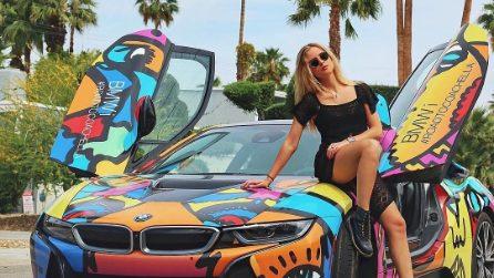 I look di Valentina Ferragni al Coachella 2018
