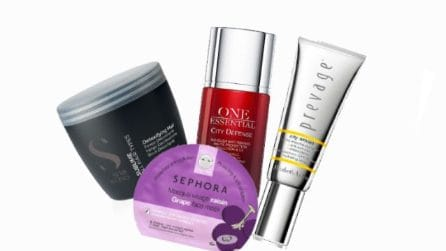 10 cosmetici anti inquinamento