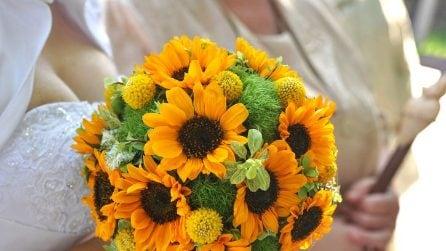 Bouquet da sposa: i più belli in base alla stagione