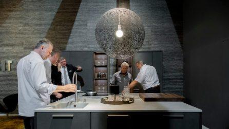 Le più belle cucine dal Salone del Mobile.Milano