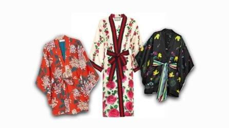 I kimono della primavera 2018