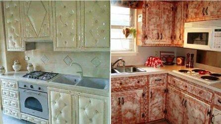 Restyling creativo in cucina: le trasformazioni più bizzarre e sorprendenti