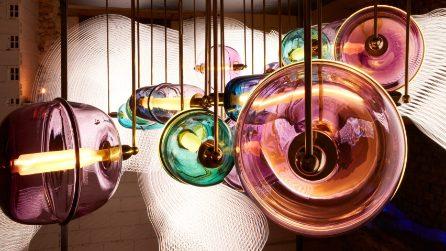 Le più belle luci presentate durante la Milano Design week
