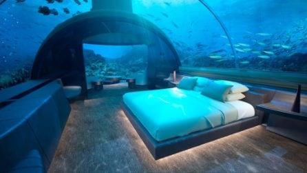 La prima villa sottomarina del mondo