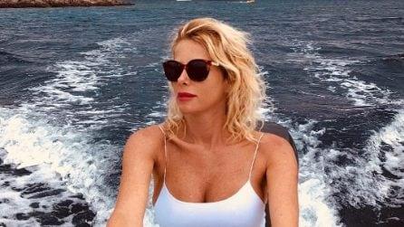 I bikini per l'estate di Alessia Marcuzzi