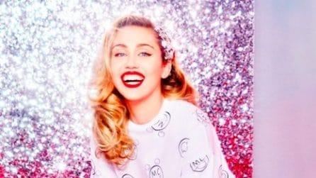 La collezione di Miley Cyrus X Converse