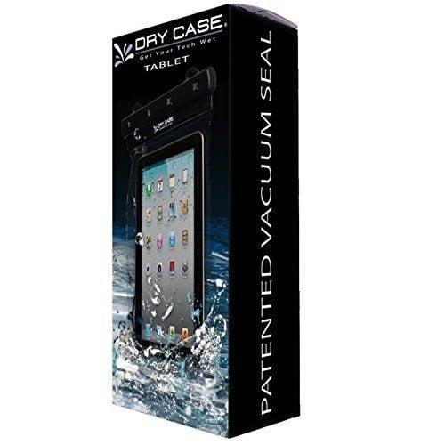 Custodia impermeabile per tablet in vendita su eBay (51,49 euro).