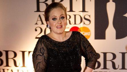 I look più eleganti di Adele