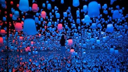 A Tokyo il primo museo digitale al mondo: lo spettatore è dentro il quadro