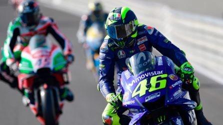 MotoGP, prima giornata di libere a Jerez