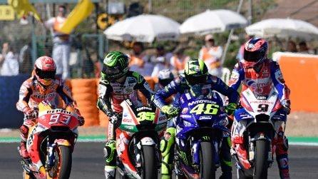 MotoGP, Crutchlow in pole a Jerez. Rossi parte dalla quarta fila