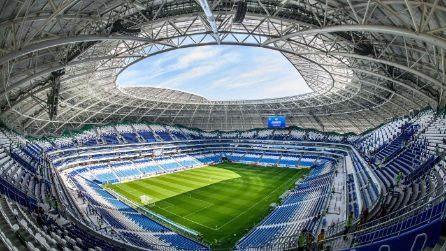 """Mondiali 2018: ecco la grandiosa """"Samara Arena"""""""
