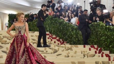 Chi ha vestito chi al Met Gala 2018