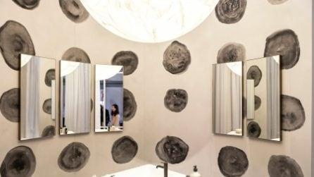10 soluzioni per illuminare il bagno