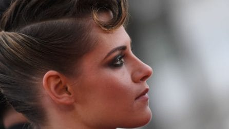 Il beauty look di Kristen Stewart a Cannes