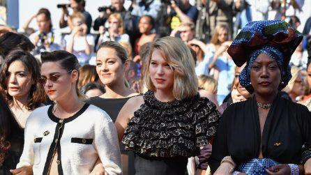 Cannes 2018, la marcia delle donne: 82 star del cinema chiedono pari diritti