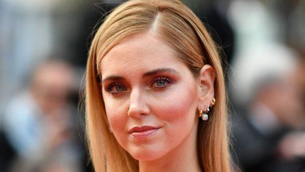 Il look da principessa di Chiara Ferragni a Cannes
