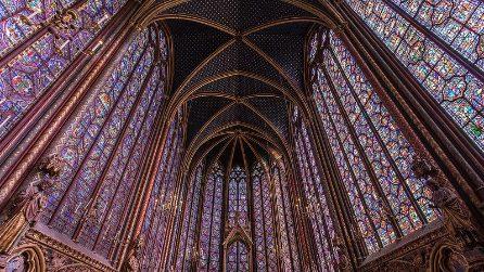 Le 5 vetrate colorate più spettacolari al mondo