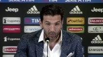 Gigi Buffon dice addio alla Juve ma non al calcio