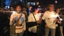 Marco Vannini: tre anni dopo l'omicidio fiaccolata di centinaia di persone a Cerveteri