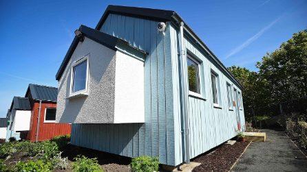 Social Bite Village: piccole eco-case modulari per i senzatetto della Scozia