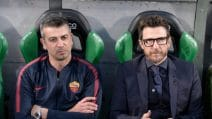 Serie A, le immagini di Sassuolo-Roma