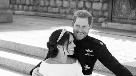 Le foto ufficiali del matrimonio di Harry Windsor e Meghan Markle