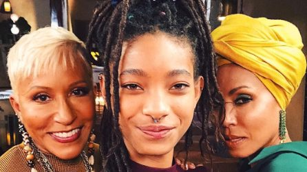 Tutte le acconciature di Jada Pinkett Smith