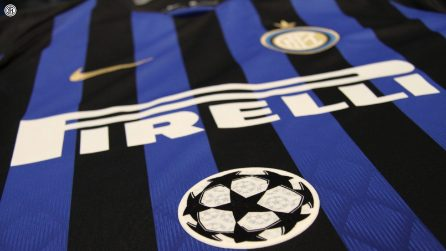 Inter, la nuova maglia da Champions 2018/2019
