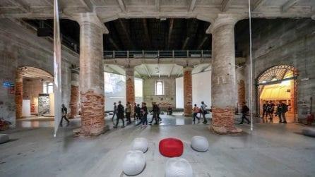 Venezia, immagini in anteprima dalla Biennale di Architettura 2018