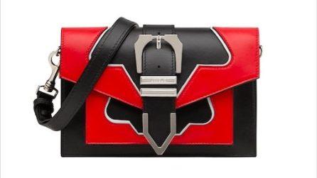 La nuova collezione di Buckle Bag di Versace