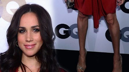 Meghan Markle top e flop: i look per nascondere le gambe magre