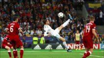 La rovesciata di Gareth Bale nella finale di Champions col Liverpool