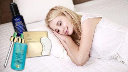 11 prodotti di bellezza da applicare la notte