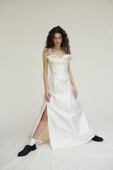 Collezione Bridal Made to order di Vivienne Westwood per la Primavera/Estate 2017