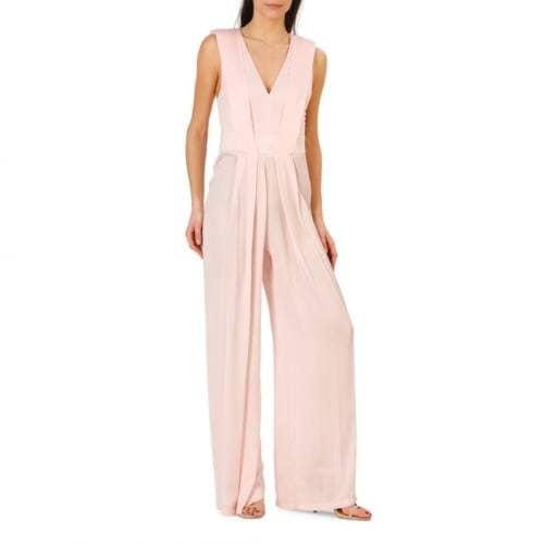 Abito rosa pantalone in vendita su eBay (122,00 euro).